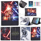 Star Wars The Force Awakens PU Leather Case Cover For iPad Mini Air iPad 2 3 4 £7.59 GBP