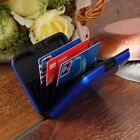 Waterproof Business ID Credit Card Wallet Holder Aluminum Metal Case Box New F7
