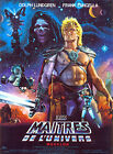 MASTERS OF THE UNIVERSE Movie Poster 1987 He-Man