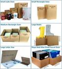 Single Wall Cardboard Postal Boxes + Royal Mail Large Letter Parcels