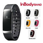 InBody Band Body Fat on Diet & Health & Watch Wearable Smart Wrist Band S,M