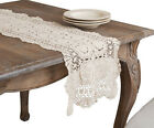 Vintage Inspired Handmade Crochet Lace Table Runner, Many Sizes & Colors