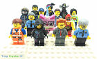 LEGO Genuine Movie Minifigures To Choose From Emmet Wyldstyle Business Kitty ETC