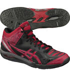 ASICS Japan Men's GEL-V SWIFT MT MID Volleyball Shoes TVR484 Red Black 2016 New!