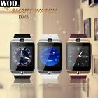 2016 WOD DZ09 Bluetooth Smart Watch Phone GSM SIM Card For Android Huawei LG