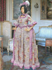 "French Renaissance Dress ""Princess Marie Louise"""
