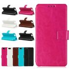 Flip PU Leather Wallet Case Cover Card Skin Holder For Huawei Honor 4X / 6X Plus