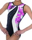 GYMNASTICS LEOTARD / LEOTARDS ZONE  CARNIVAL   AGES 3 - 15 FROM £24.95
