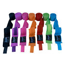 Hand Wraps Boxing Muay Thai Kick Boxing MMA Hand Protection 3.5 mt  All Colors