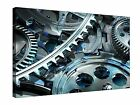Engineering Mechanical Gear - Gallery Grade Canvas Wall Art + Various sizes
