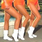 HOOTER GIRL SOCKS 1 PAIR~EXTRA LONG SLOUCH~LADIES  9-11 FREE GIFT BAGGED