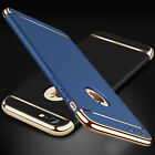 Luxury Ultra-thin Shockproof Armor Back Case Cover for Apple iPhone 5/6S/ 7 Plus