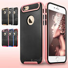 Armor Shockproof Ultra-Slim TPU Protective Case Cover for iPhone 5 5S 6 6s Plus