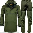 HUNTING TROUSERS + SMOCK RIPSTOP & WATERPROOF ARMY OLIVE GREEN GAME EXCEL