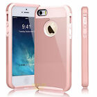 iphone 5 phone cases - For Apple iPhone 5 5S SE Phone Case Shockproof Hybrid Rugged Rubber Hard Cover
