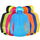 Men Women Running Cycling bike outdoor sports camping UPF 50+ sunscreen clothing