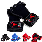 Fitness Gloves Gym Body Building Weight Lifting Workout Wrist Wrap for Men Women