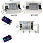 12-24V 33A RGB / 42A RGBW Bluetooth LED Controller For RGB/RGBW LED Strip Lights