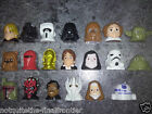 Disney Star Wars Wikkeez Characters - Choose your Mini Figure