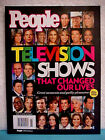 PEOPLE MAGAZINE Televison Shows That Changed Our Lives 1970 - 2010 Special Book