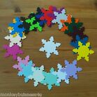 Christmas Die Cuts/Tags - Snowflake - Topper - Place Cards - Gifts - Cardmaking