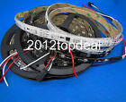 1M 5M Waterproof WS2811 IC 5050RGB Dream Color 30LED/M 12V Pixel Strip Black PCB