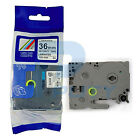 New compatible for Brother P-touch Tz Tze laminated label tape 36mm PT2700 PT350