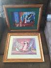 DISNEYS BEAUTY AN THE BEAST AN POCOHAUNTAS LITHOGRAPHS