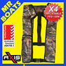 4 x AXIS INFLATABLE LIFEJACKET -CAMO- 150N PFD1 OFFSHORE Manual Jacket FREE POST