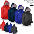 Cycling Rain Jacket Hoodie Outdoor Running Long Sleeve Jacket - CLEARANCE STOCK