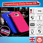 Oil Smooth Matte Hard Back Ultra Thin Slim Case Cover For Samsung Galaxy Phones