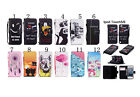 Flip Card Holder Stand PU Leather Wallet Phone Case Cover For ipod Touch5 / 6