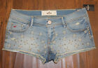 HOLLISTER  by Abercrombie WOMEN'S MINI SHORTS NEW SIZE 7