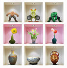 Simulation Decoration 3D Wall Stickers Room Stereoscopic Mural Decals Home Decor
