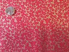 100% Cotton Christmas Fabric by Metre & Fat Quarters Festive Craft Sewing X84
