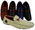MEN'S GIOVANNI SHOES DRESS LOAFER CASUAL SLIP-ON PROM LIMITED FORMAL WEDDING