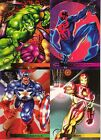 Cards 70 to 150 - 1995 Flair Marvel Card Set !