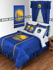 Golden State Warriors Comforter Sham & Sheet Set Twin Full Queen King Size