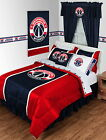 Washington Wizards Comforter Sham & Pillowcase Twin Full Queen King Size