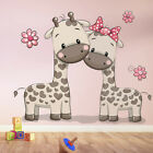 Cute Giraffes Nursery Wall Sticker Ws-44919