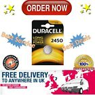 Duracell 2450 3V Lithium Coin Cell Battery CR DL Batteries - BUY MORE PAY LESS!Watch Batteries - 98625