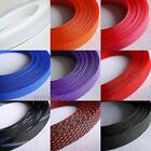25mm Braided PET Expandable Sleeving New High Quality