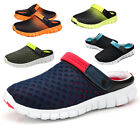 Fashion Mens Breathable Mesh Walking Sandals Casual Summer Beach Slippers Shoes