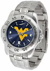 West Virginia Mountaineers Watch Anochrome Color Dial Ladies or Mens