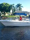 Center console boat, Cobia model 214 with Yamaha OX66 Salt Water Series 225 H.P