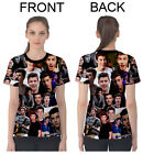 Shawn Mendes Women TShirt T-Shirt Tee Top Full Print