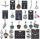HARRY POTTER OFFICIAL THE CARAT SHOP SLIDER CHARM BRACELET BEAD SILVER JEWELLERY