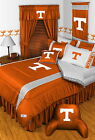Tennessee Volunteers Comforter & Pillowcase Twin Full Queen King Size