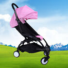 New Pushchair Lightweight Mini Baby Stroller Buggy From Birth Pink Pattern Stock