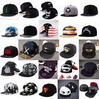Unisex Men Women Snapback Adjustable Baseball Cap Hip Hop Hat Cool Bboy Fashion
